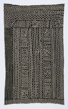 Africa | Mudcloth from Mali