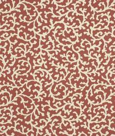 Robert Allen Creeping Vine Tulip Fabric