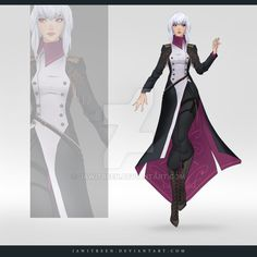 (CLOSED) Adoptable Outfit Auction 252 by JawitReen.deviantart.com on @DeviantArt