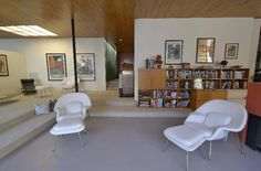 Case Study House Number 9. Charles and Ray Eames - NCMH Masters Gallery
