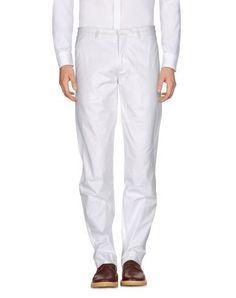 DIRK BIKKEMBERGS Men's Casual pants White 28 waist