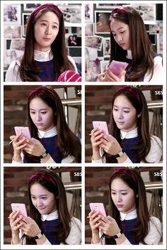 """Krystal Jung ♡ #Kdrama - """"HEIRS"""" / """"THE INHERITORS"""""""