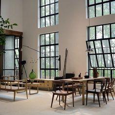 batixa:  (via Bauhaus in Bejing: Craft Furniture from an Emerging Designer: Remodelista)