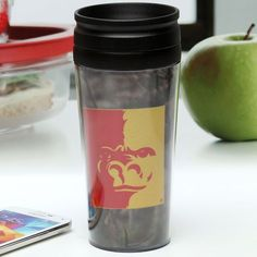 Pittsburg State Gorillas 20oz. Camo Coffee Tumbler with Lid - $12.99
