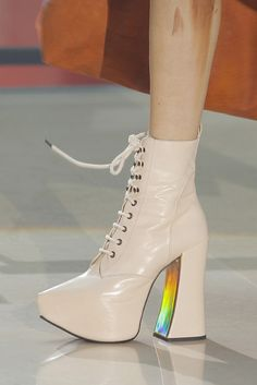 #shoes  #VivienneWestwood #SS14 Gold Label.