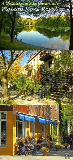 I lived on the Plateau Mont-Royal for over 25 years. Here is my walking tour of this very popular neighborhood in Montreal: http://bbqboy.net/bbqboys-walking-tour-of-montreals-plateau-mont-royal/
