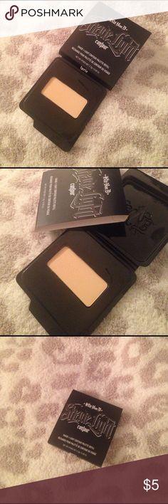 Kat Von D Shade+Light Contour Palette refill LYRIC Kat Von D Shade+Light Contour Palette Refill in shade LYRIC used once Kat Von D Makeup Face Powder