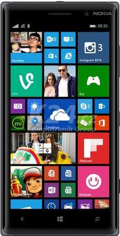 Nokia Lumia 830 NFC 4G Black http://www.doxashop.cz/doxateamshop/Nokia-Lumia-830-NFC-4G-Black-d358.htm