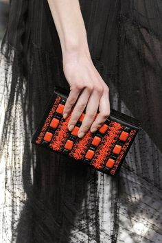 A little grab-bag at Jason Wu Fall 2013 Runway