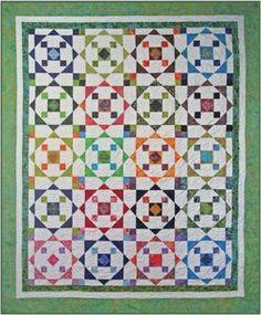 Batik Favorites by Anthology Fabrics