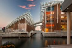 The Astrup Fearnley museum in Oslo. Very rurban in all the best ways.