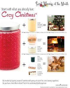 Scent Mix Cozy Christmas