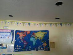 Homeschool classroom banner abc super cute