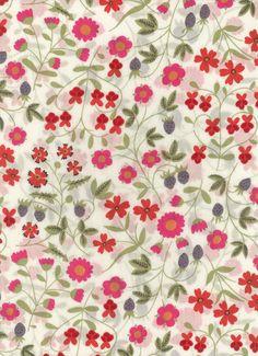 Liberty of London fabric tana lawn Mirabelle
