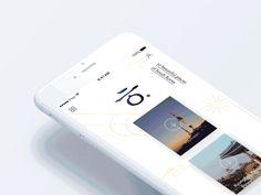 100 Days of ProtoPie on Behance Mobile Ui Design, App Ui Design, Ui Portfolio, Website Design Layout, Web Layout, Mobile App Ui, Mobile Web, App Design Inspiration, Design Ideas