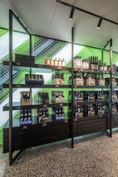 #interiordesign #hospitalitydesign #corporateinteriordesign #interior Corporate Interior Design, Hotels, Hospitality Design, Wine Rack, Architecture Design, Storage, Furniture, Home Decor, Brewery