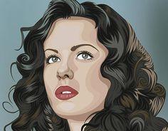 "Check out new work on my @Behance portfolio: ""Portrait for Anna (Kate Beckinsale). Van Helsing"" http://be.net/gallery/51359641/Portrait-for-Anna-(Kate-Beckinsale)-Van-Helsing"