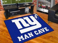 "NFL - New York Giants Man Cave All-Star 33.75""""x42.5"""""