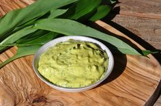 Bärlauch-Mayonnaise