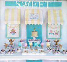 Little Wish Parties   Summer Ice Cream Party   https://littlewishparties.com