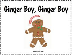 Ginger Boy, Ginger Boy reader (Brown Bear, Brown Bear style)