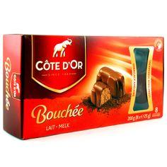 -in USA- Cote D'Or Bouchee Milk Chocolate Pralines - 200 g