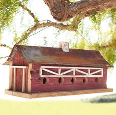 Starling Stable Bird House