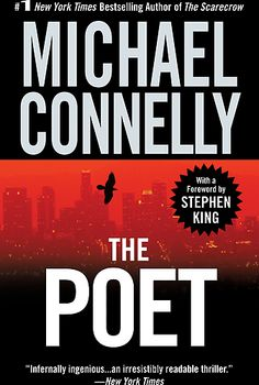 Michael Connelly - The Poet # my all time fav book EVER I've read it 14 times!!!