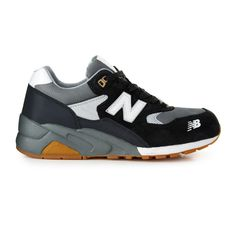 low priced 89fe2 03365 New Balance New Balance X Burn Rubber 580 Casual Sneakers, Casual Shoes,  Mens Trainers