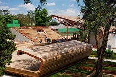 Victor Civita Plaza / Levisky Arquitetos Associados | ArchDaily