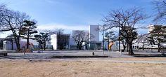 Towada Art Center by ida-10, via Flickr