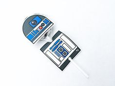Star Battles. Droid Lollipop Cutouts. DIGITAL DOWNLOAD. DiY