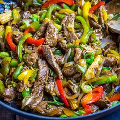 Syn Free Stir-fried Beef with Ginger and Spring Onion - Slimming Slimming World Stir Fry, Slimming World Recipes Syn Free, Slimming Eats, Slow Cooker Recipes, Beef Recipes, Cooking Recipes, Healthy Recipes, Actifry Recipes, Recipies