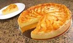 Tarta de Manzana tradicional fácil | Cocinar en casa es facilisimo.com