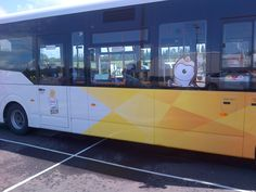 This was the bus that was going to drop my off to where I was going to carry the Olympic Flame!