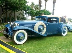 1929 Cord Front Drive Special Coupe