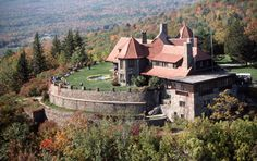 Castle in the Clouds, New Hampshire