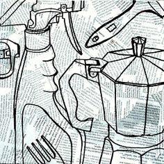 Everyday - arteascuola: Pizza's box inspired by Michael Craig-Martin Contour Line Drawing, Michael Craig, Gcse Art Sketchbook, Sketchbooks, Still Life Artists, Outline Art, Still Life Drawing, Object Drawing, Ligne Claire