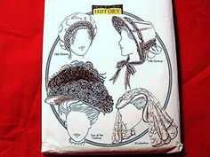 Womens Hat Pattern for sewing Historical by PatternsFromThePast