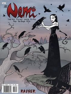 Nemi comic book nr 35