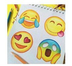 Dibujos emogis!!!