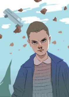 Eleven | Marc Black - Follow Artist on Behance // Facebook // Tumblr // Instagram