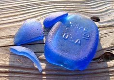 BLUES - Chris Connolly Online: #150 - World's Most Badass Sea Glass Collection