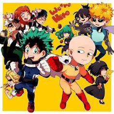Boku no hero academia bakugou midoriya my hero academia anime