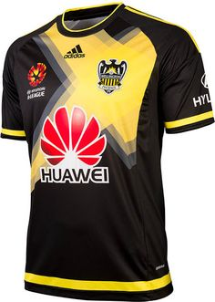 3a5bb08a2 Adidas Wellington Phoenix 15-16 Kits Released - Footy Headlines Football  Uniforms