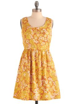 {Get into the Groovy Dress} #ModCloth