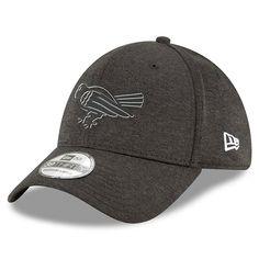 d94a48a4e3b Men s Baltimore Orioles New Era Black 2018 Clubhouse Collection Classic  39THIRTY Flex Hat