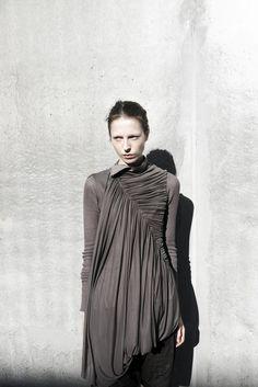 grey fashion badass