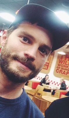 Jamie Dornan in Belfast at Five Guys #JamieDornan JAnuary 7, 2016