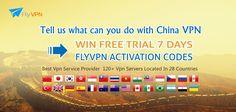 vá participar na promoção !!!!!!! ganhe códigos de ativação de grátis VPN!!!!!!!!  http://www.flyvpn.com/PromoActivity/fb